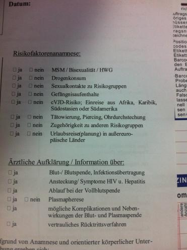 Blutspendezentrum Kassel